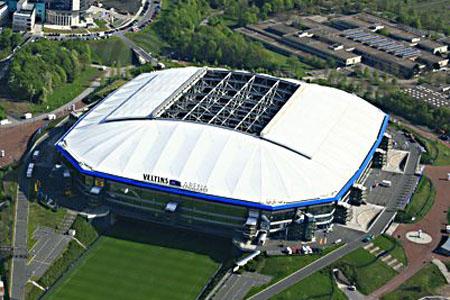 Стадион шальке 04