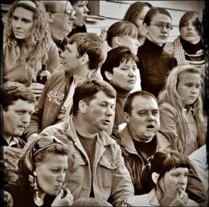 Советские болельщики
