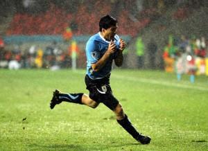 Дождь на чемпионате мира в ЮАР
