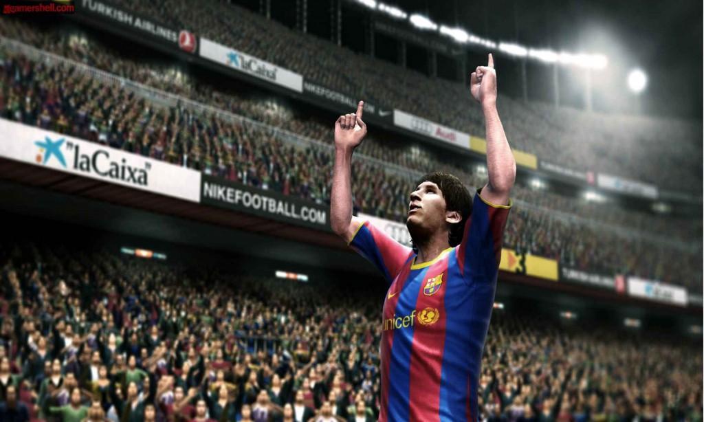 """Pro Evolution Soccer"" - история"