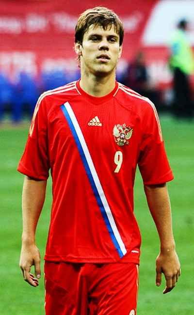 Один из лучших молодых футболистов