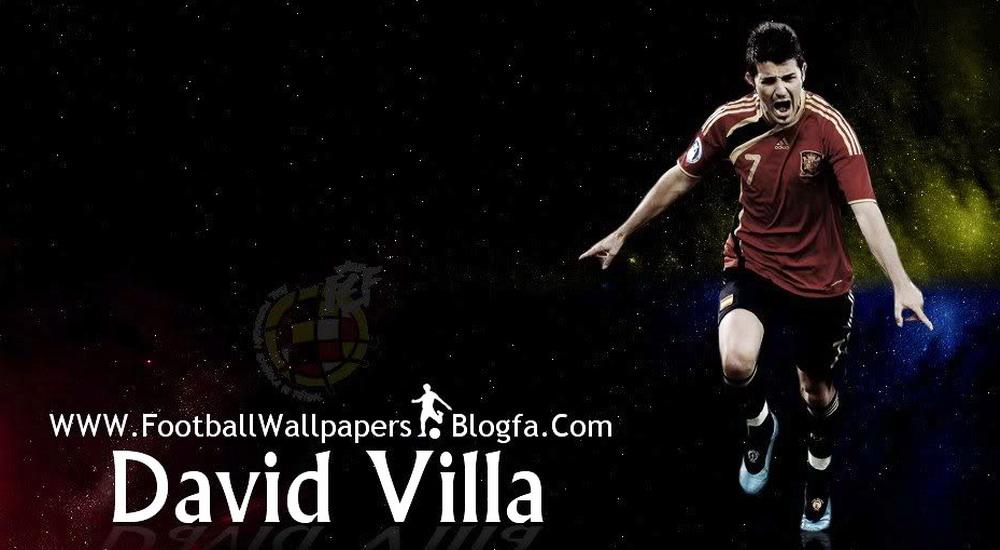 Давид Вилья фото